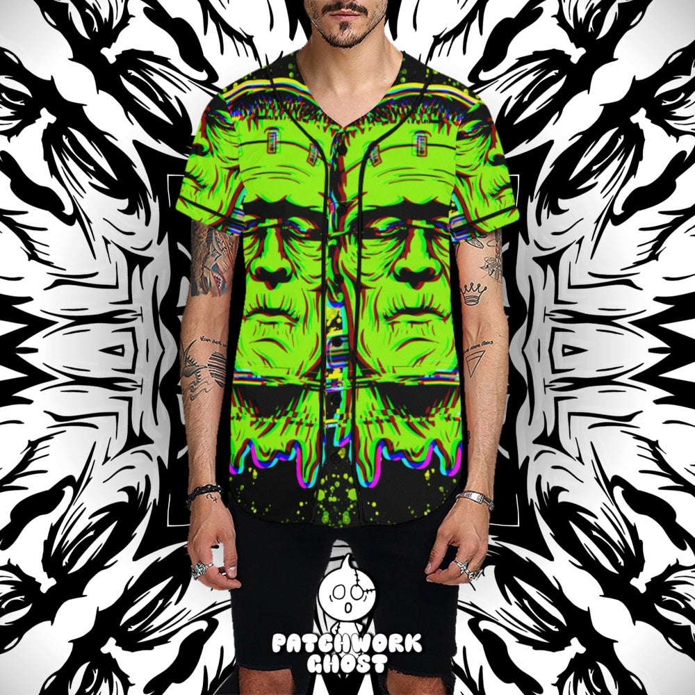 Image of Prometheus All Over Print Jersey