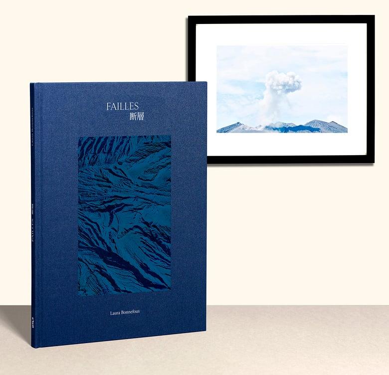 """Image of Pré-commande """"Failles"""" Laura Bonnefous Edition Spéciale 03"""