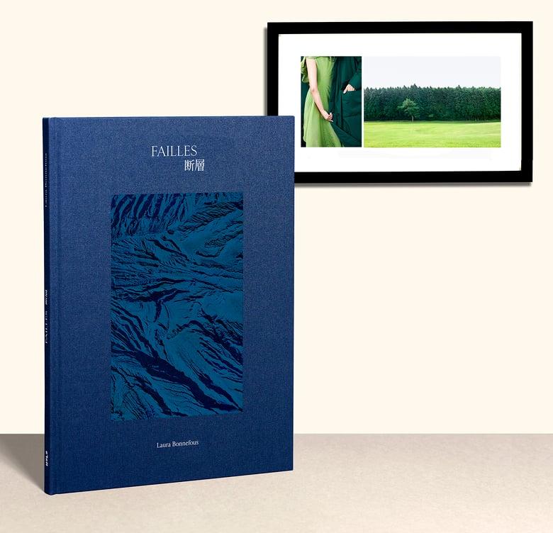 """Image of Pré-commande """"Failles"""" Laura Bonnefous Edition Spéciale 05"""
