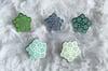 Mini Succulents Set | Enamel Pins