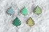 Mini Monstera Set | Enamel Pins