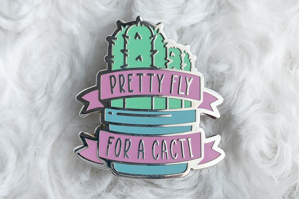 Pretty Fly for a Cacti