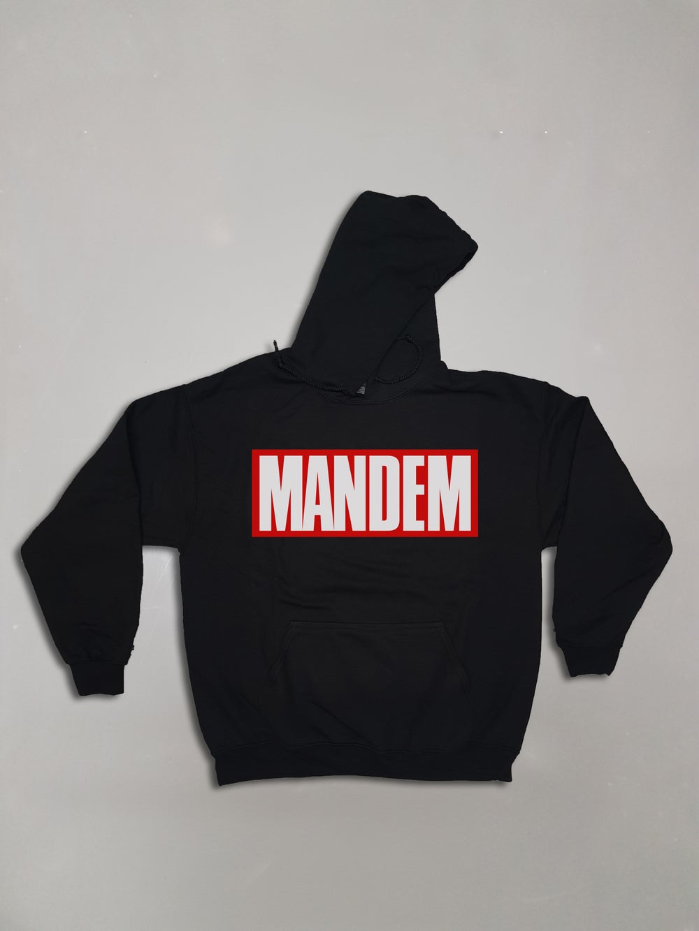 Image of MANDEM UNIVERSE HOODIE