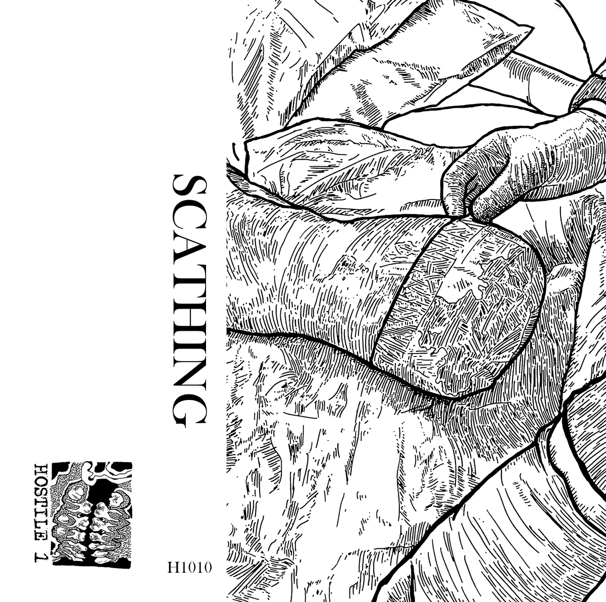 Image of Scathing - Untitled