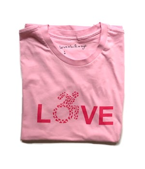 Image of LOVE shirt