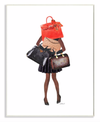 Fashionista Carrying Designer Bags