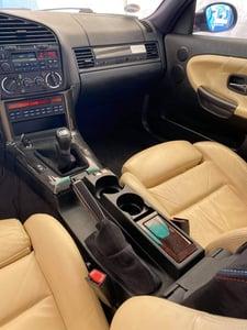 Image of Alcantara Suede Shift boot set