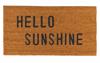 Hello Sunshine Door Mat