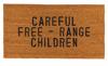 Careful Free Children Door Mat