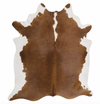 Brazilian Hereford Cowhide Rug