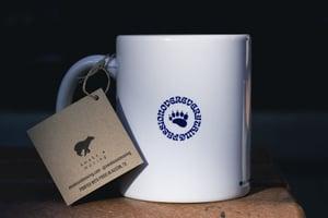"""Image of """"Mantras"""" Ceramic Mug"""