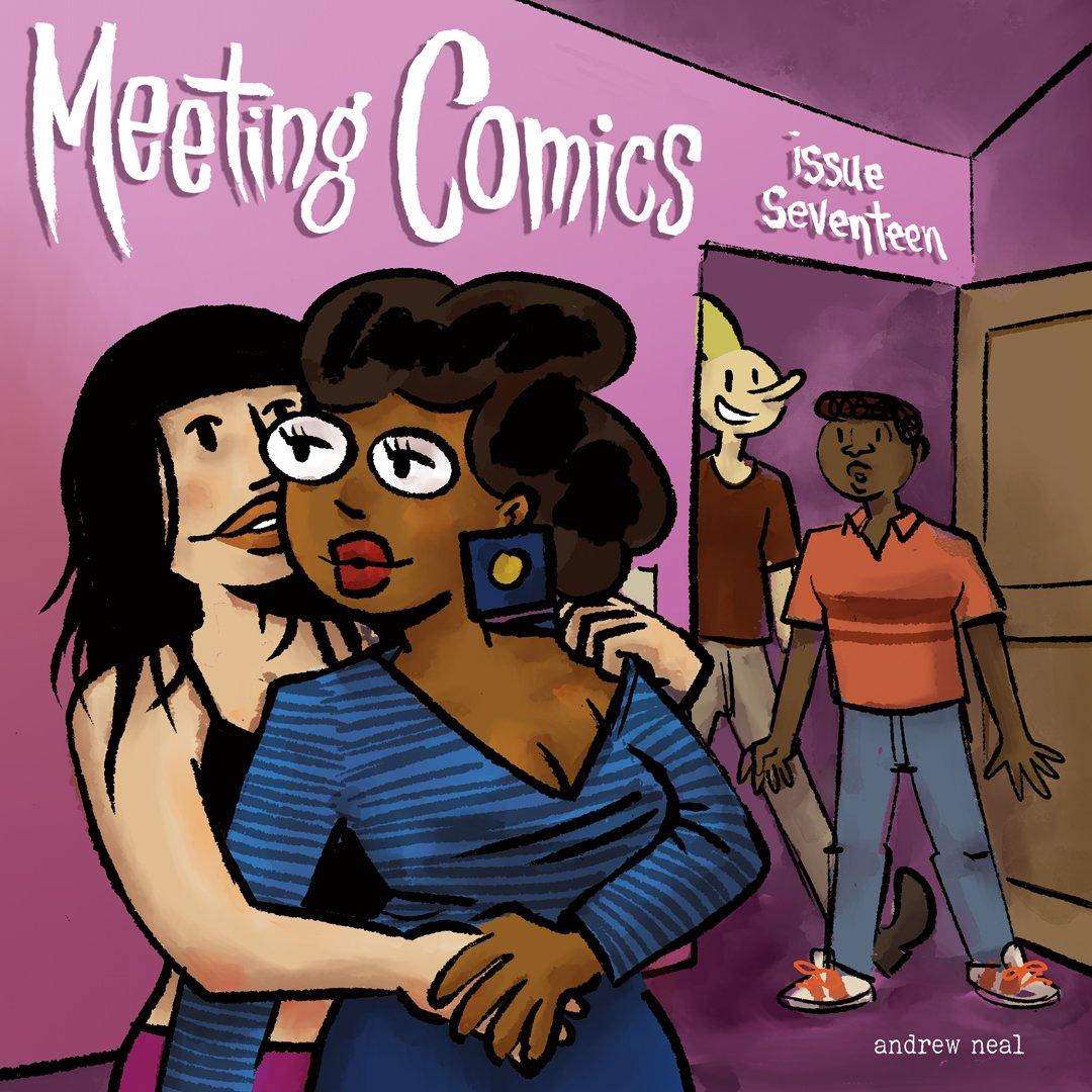 Image of Meeting Comics #17