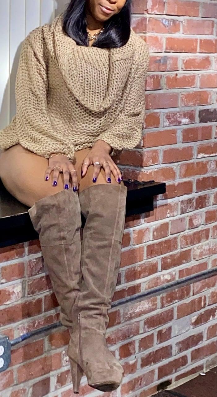 Brown Sugar Knit