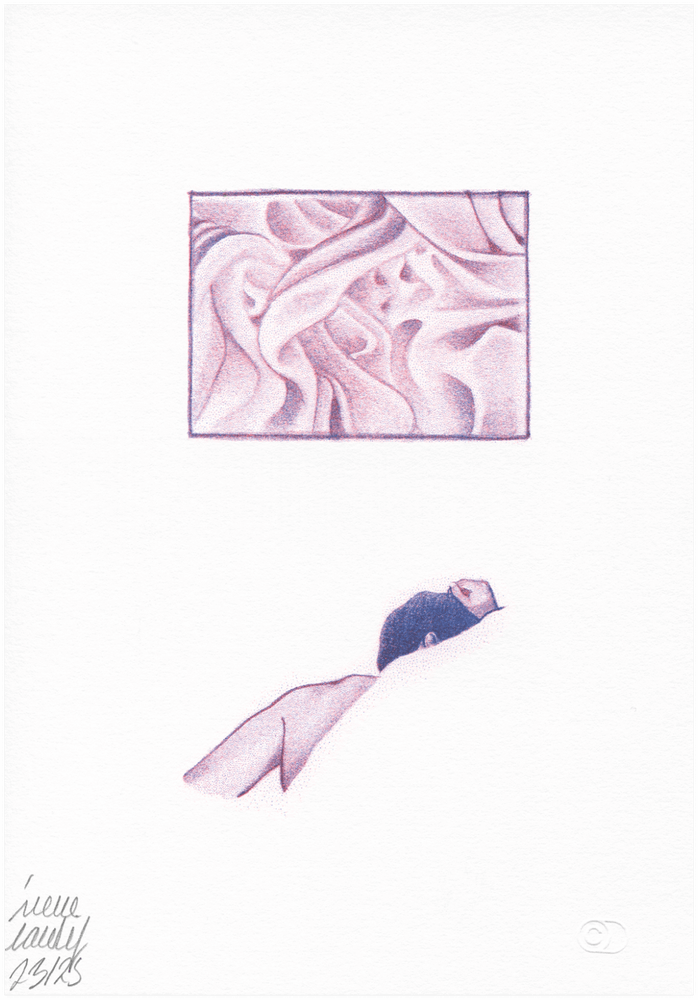 Image of Couché 2 by Irène Tardif