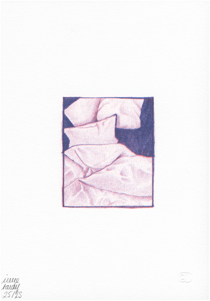 Image of Couché 1 by Irène Tardif