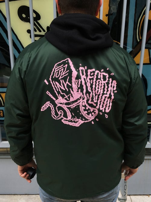 Image of FuzzFace WindBreaker Jacket