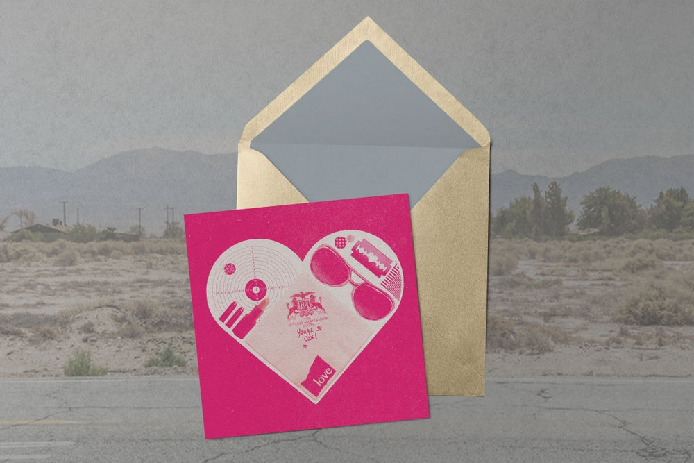 Image of You're So Cool - True Romance Valentines Day Card