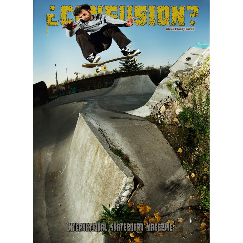 Image of Confusion Magazine - Issue #27