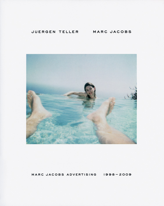 Image of (Juergen Teller) (Marc Jacobs Advertising 1998-2009)