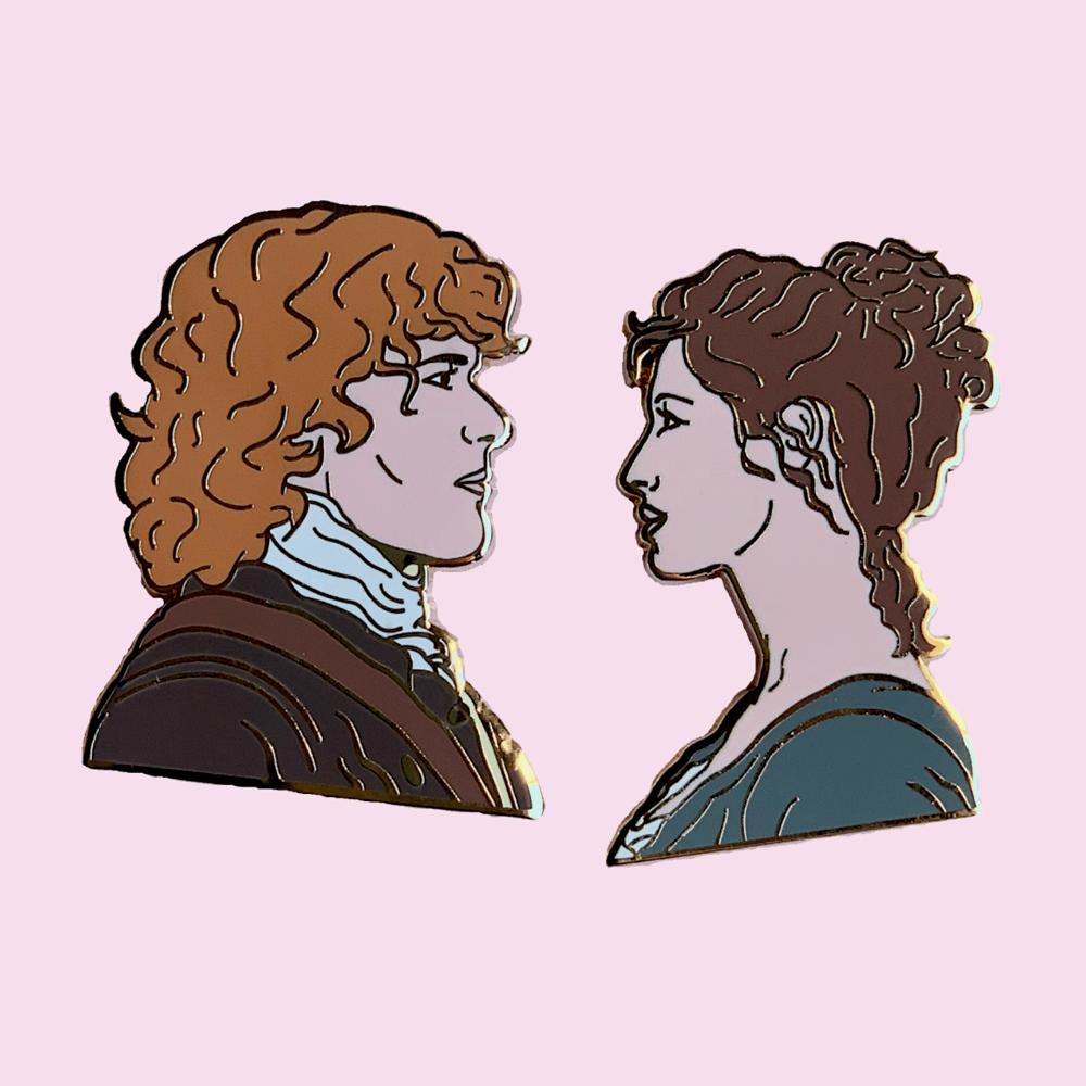 Image of Claire & Jamie Set