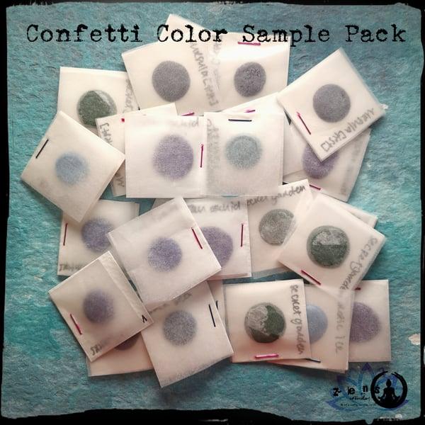 Image of Confetti Color Sampler Pack