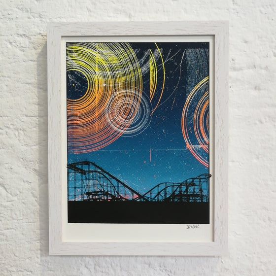 Image of COASTER (mini-print)