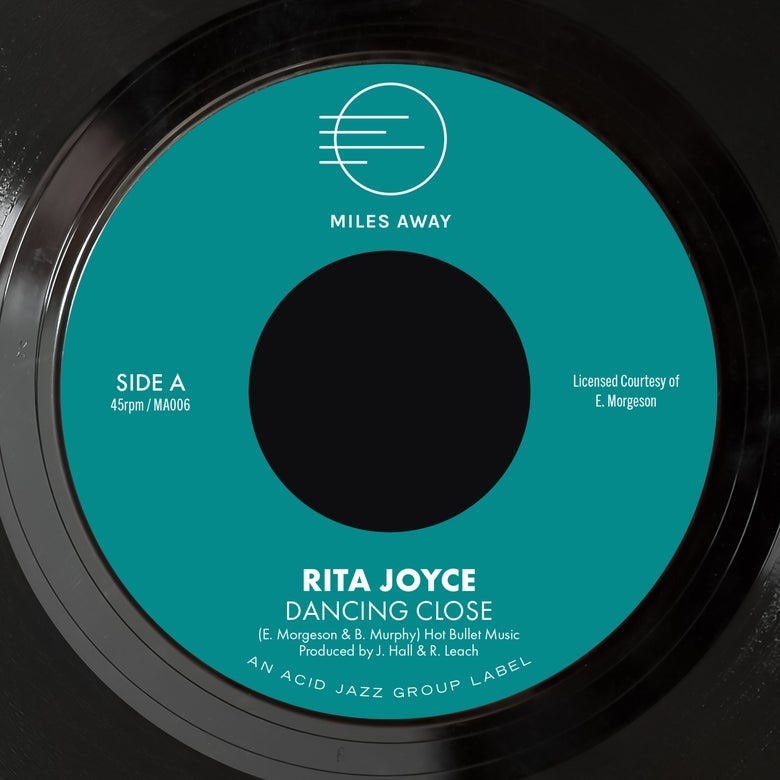 Image of Rita Joyce - Dancing Close / Back Home Again 7""