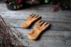 Wooden Fork Set