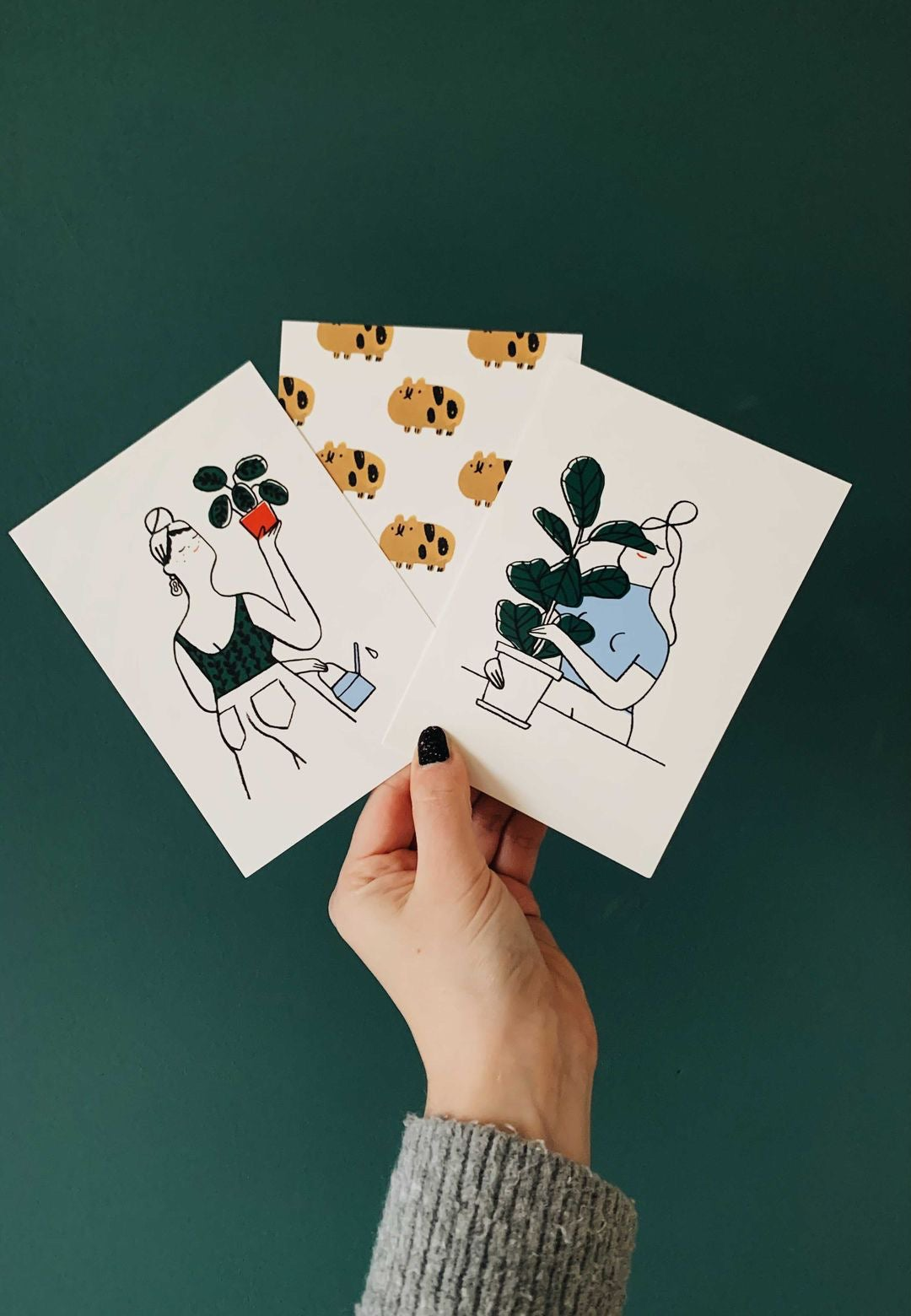 Image of Postcards! • Mix & Match