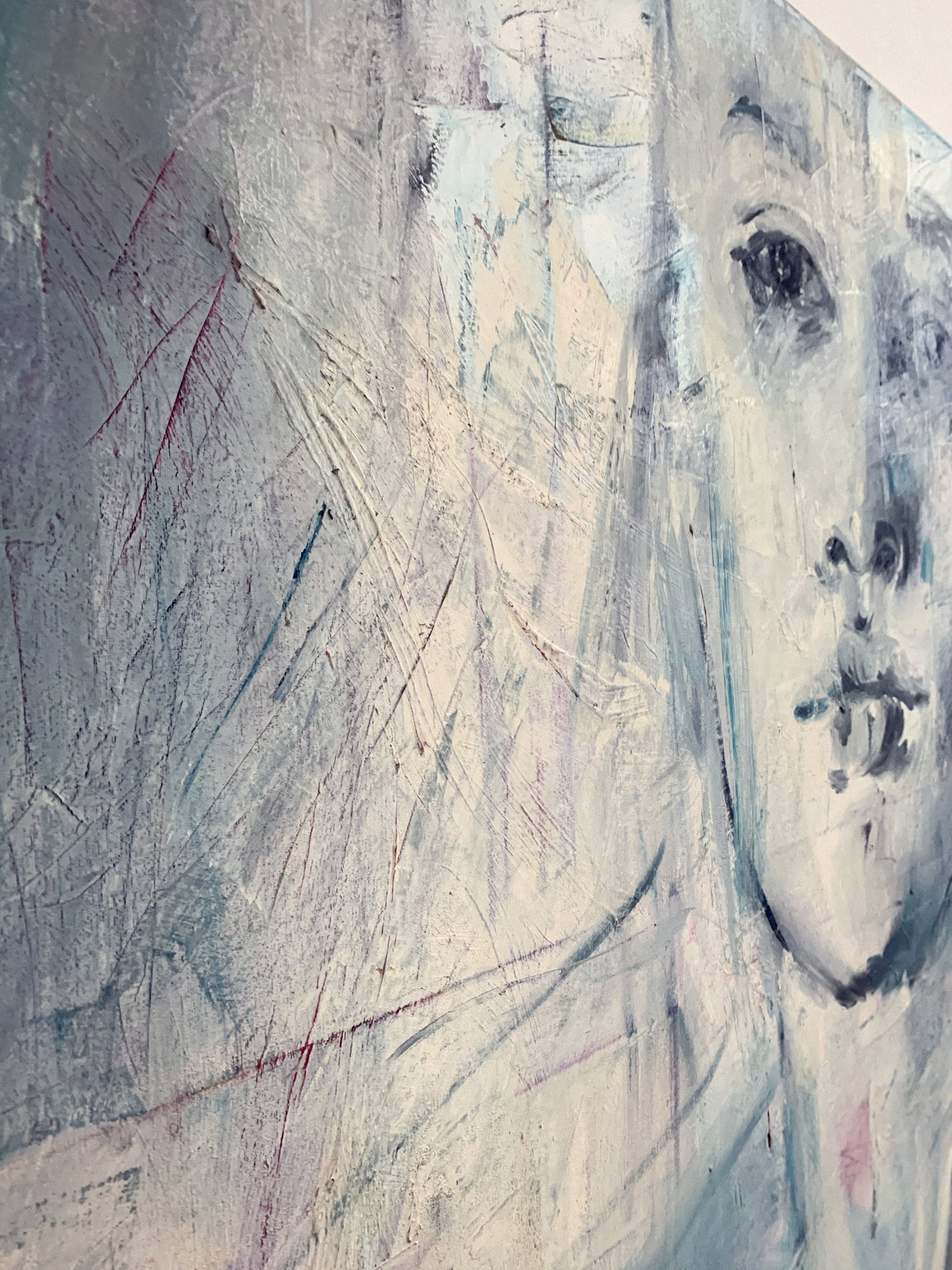 Agnes-Cecile our great love story