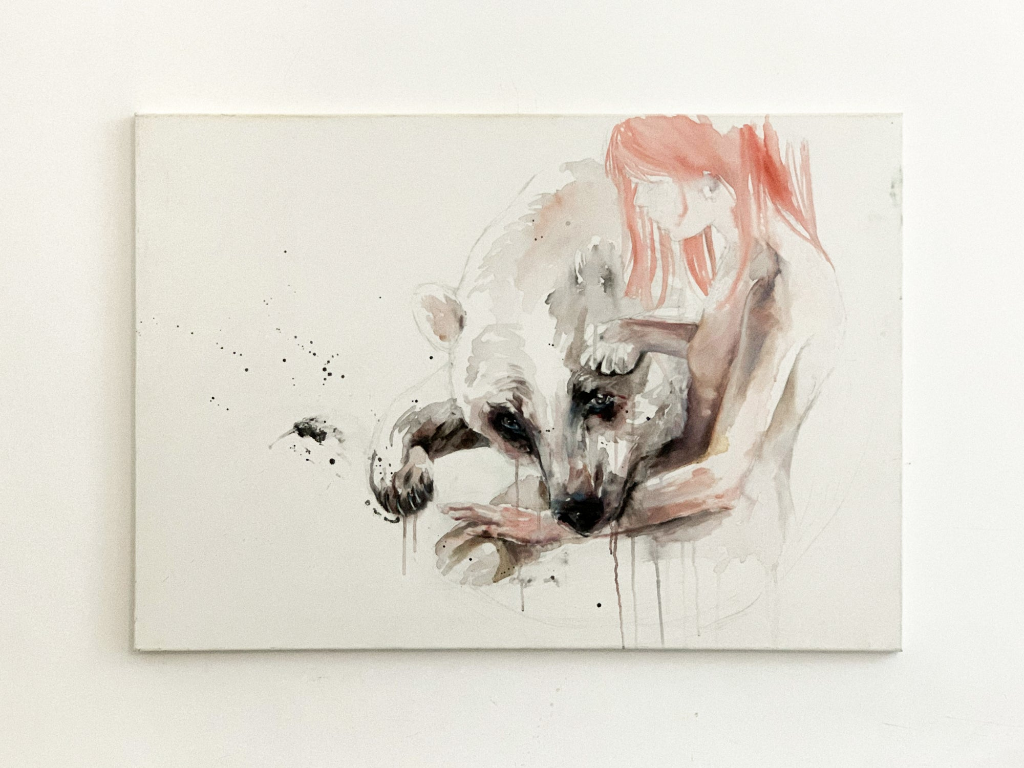 Agnes-Cecile you are not wrong