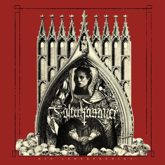 Image of Folterkammer - Die Lederpredigt CD (PRE-ORDER)