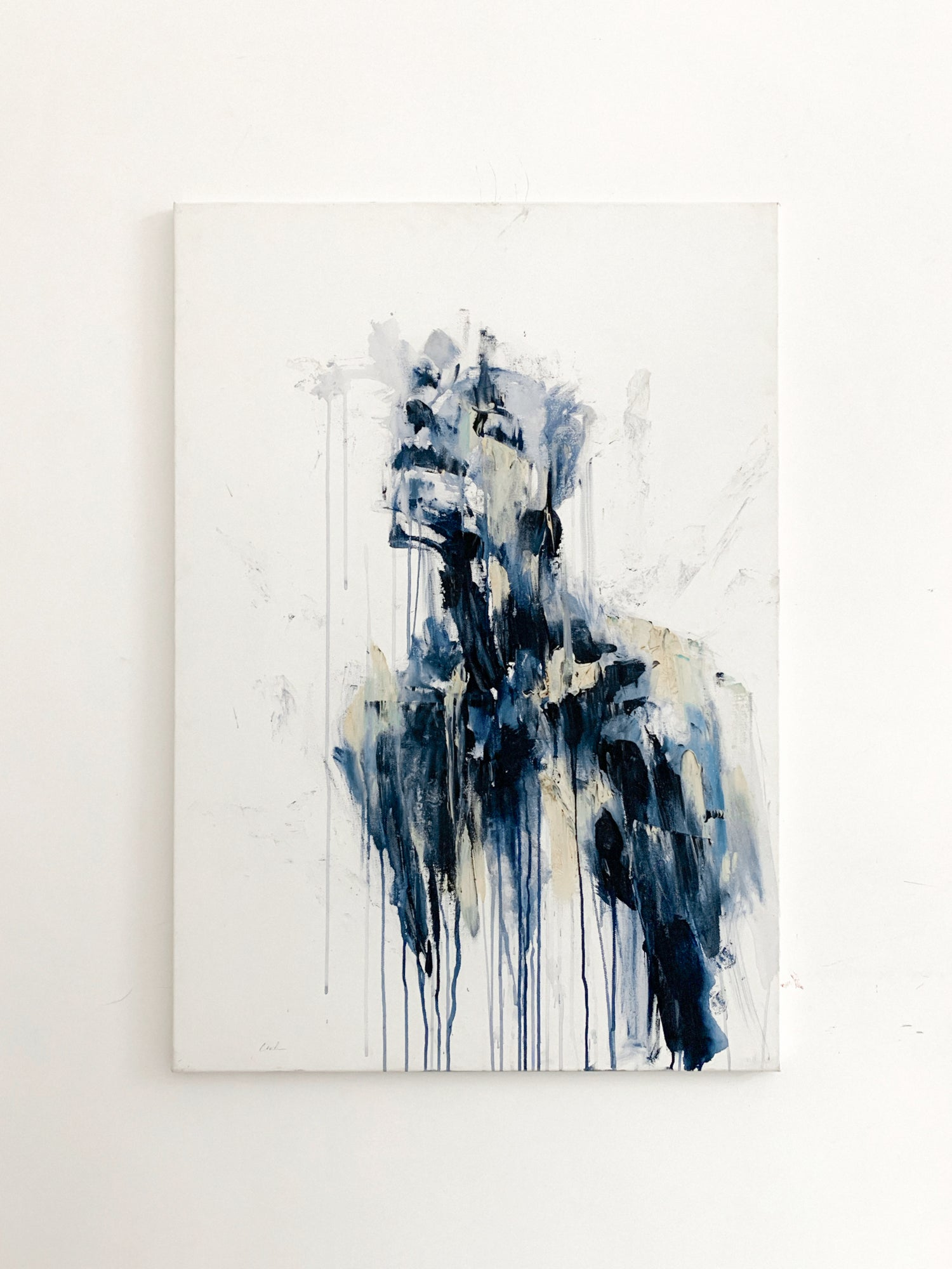 Agnes-Cecile for each beat of his heart