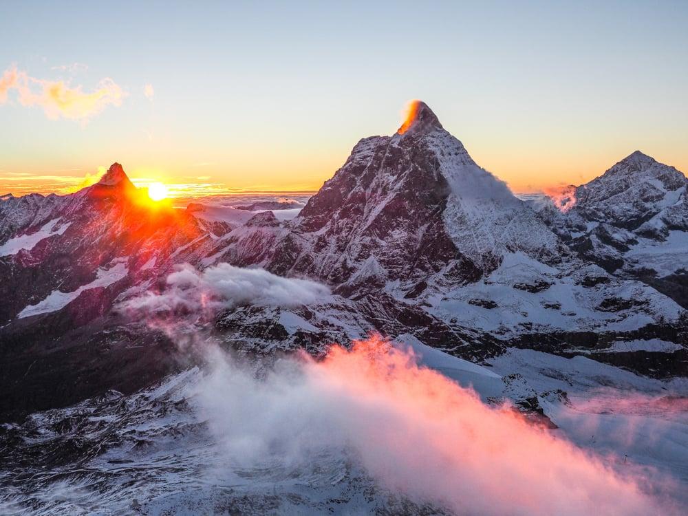 Image of Matterhorn Sunrise