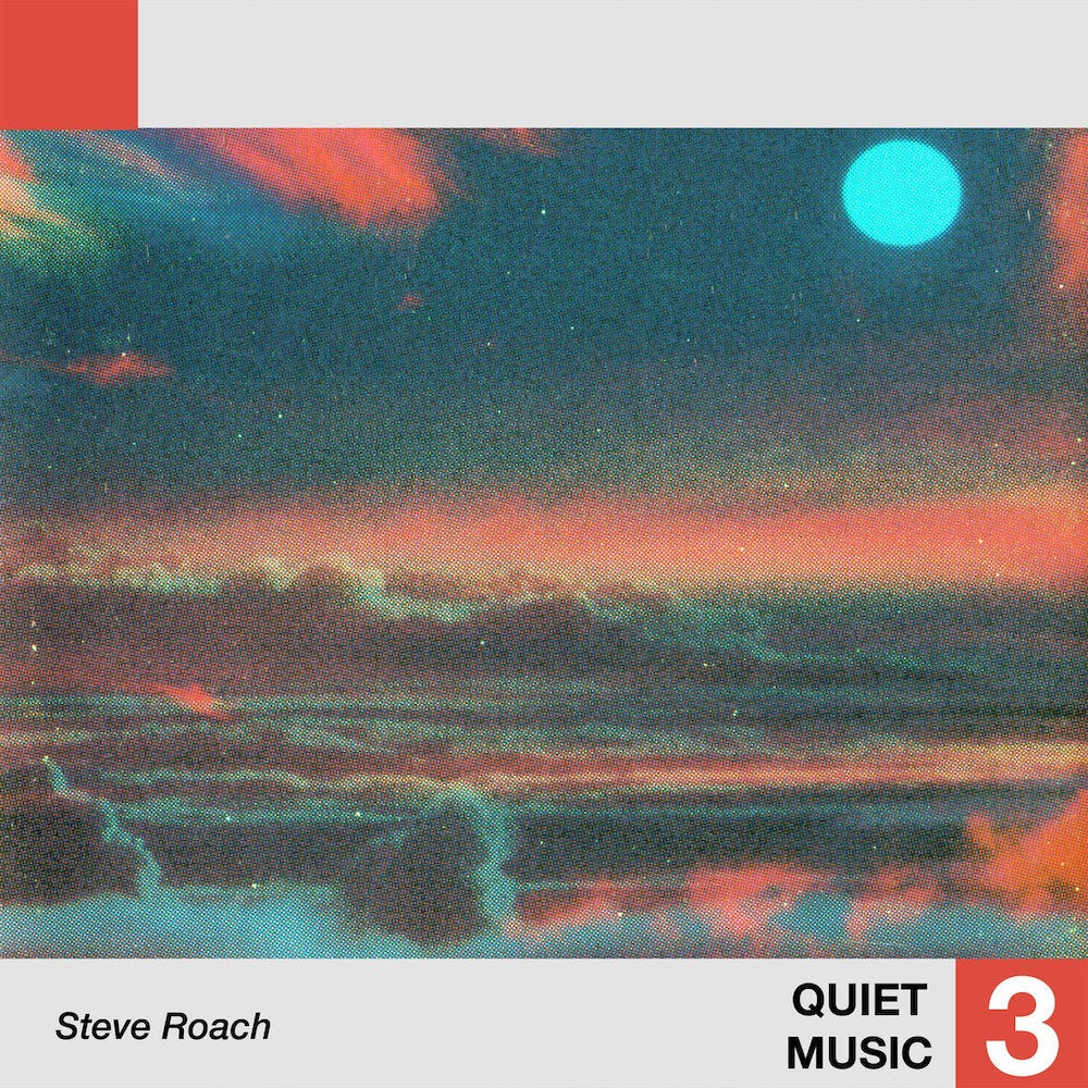 Image of Steve Roach — Quiet Music 3 LP