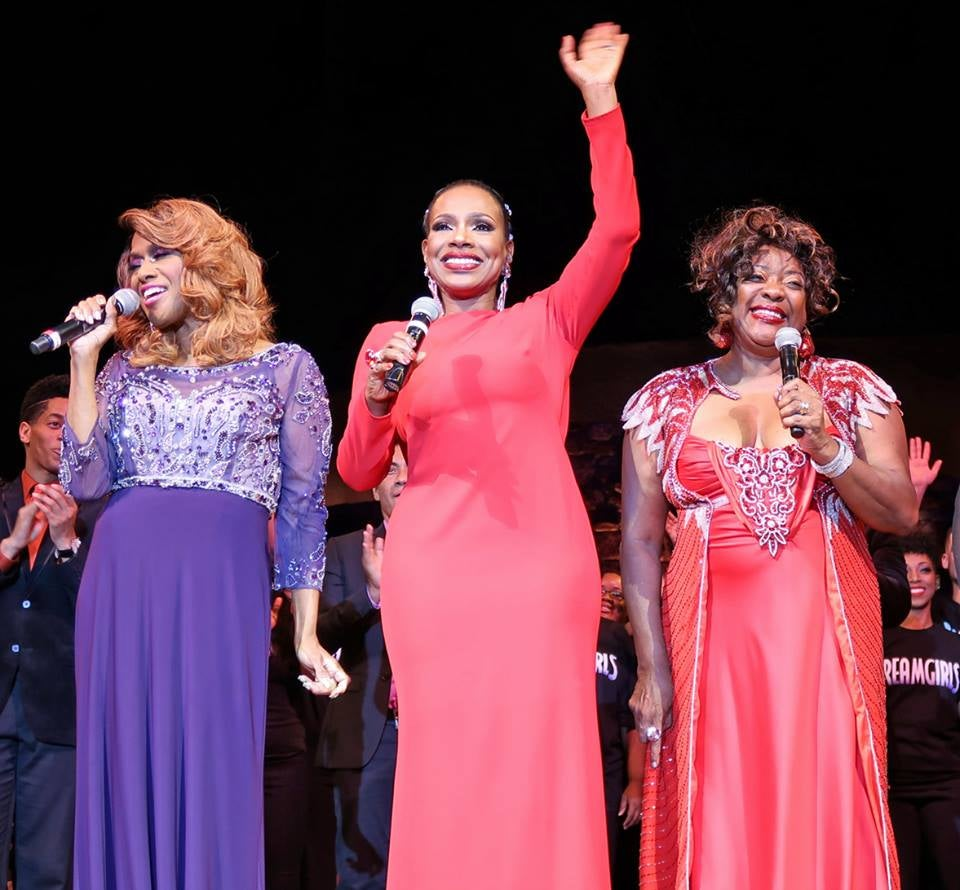 """Image of Limited Edition """"Dreamgirls 25th Anniversary"""" Concert Poster 