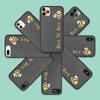 Biodegradable Bee 'N' Bee iPhone case