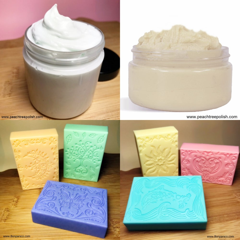 Image of 3 piece set with Body Butter