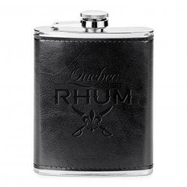 Flasque Québec Rhum