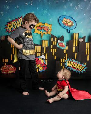 Image of Super Hero Mini Sessions - June 6th