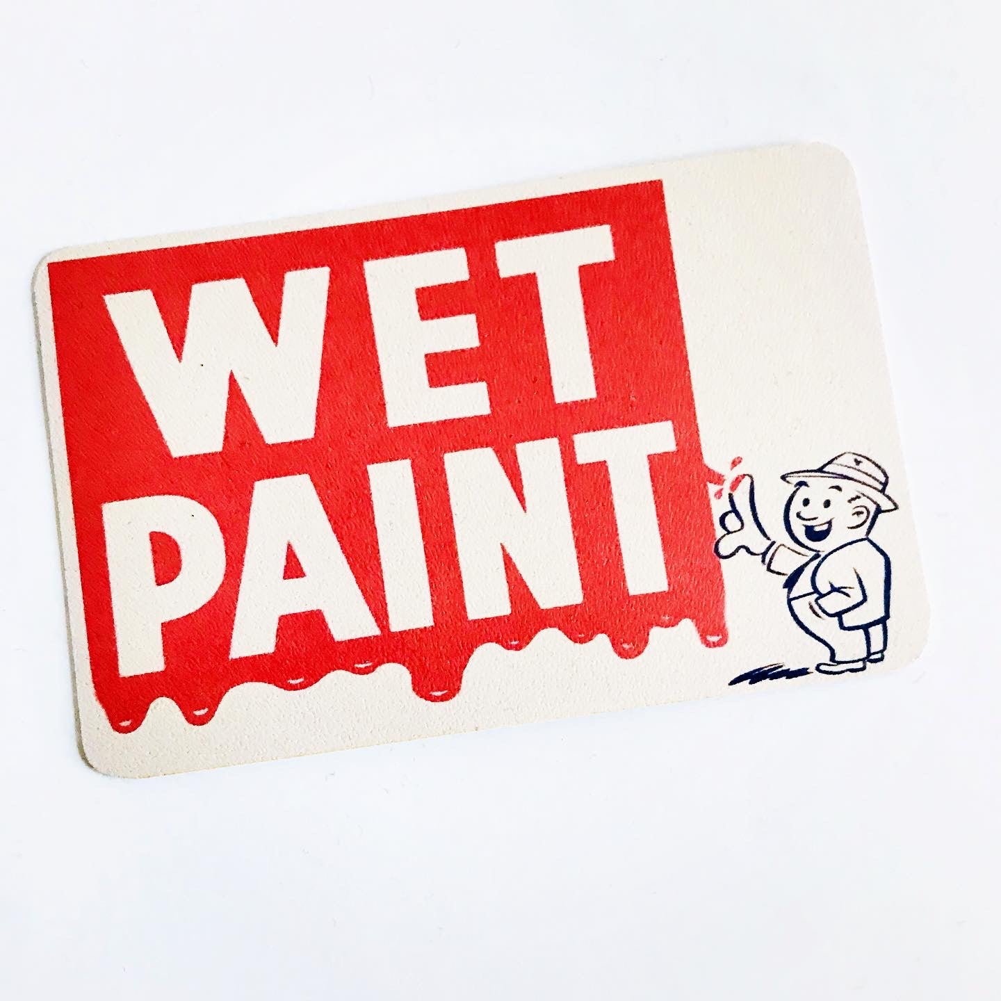 Image of Wet Paint Blanks