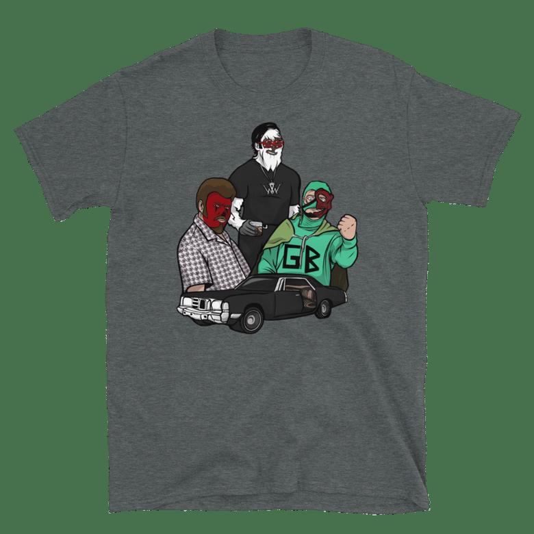 Image of Trailer Sly Boyz - T-Shirt (GREY)