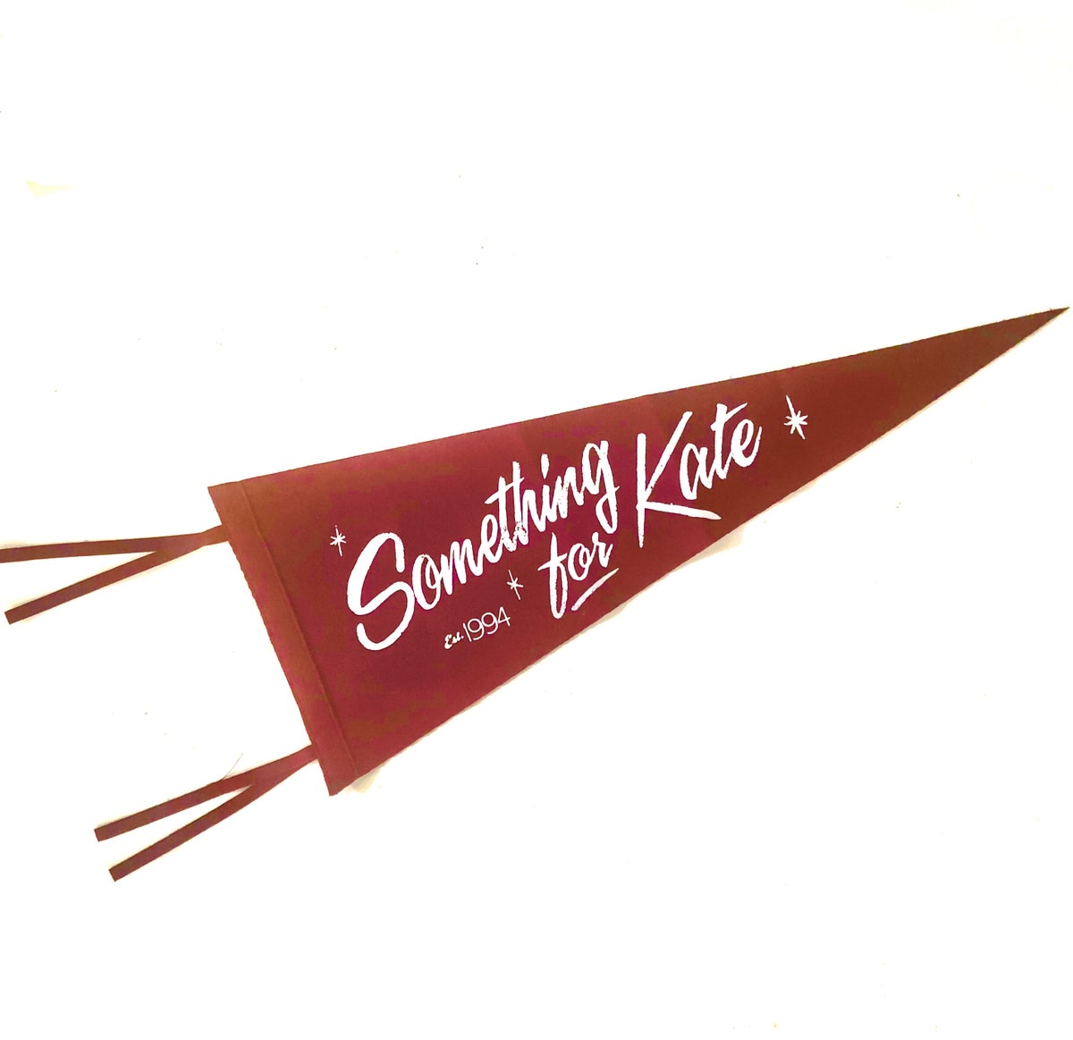 Image of SFK pennant flag - limited edition