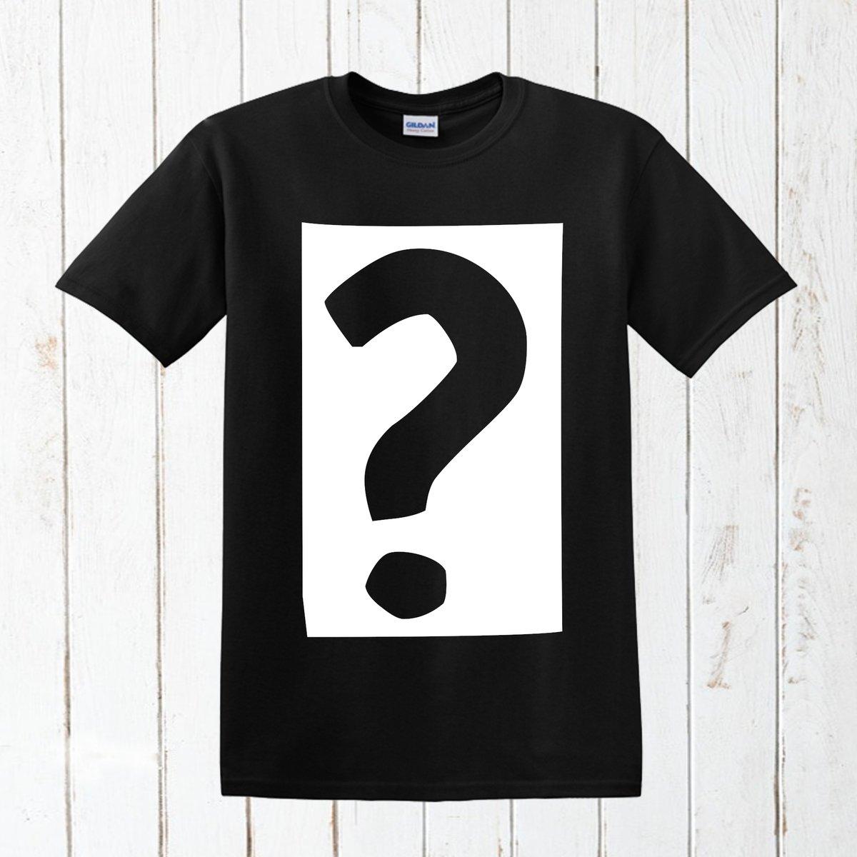 Mystery £10 Lucky Dip T-Shirt!