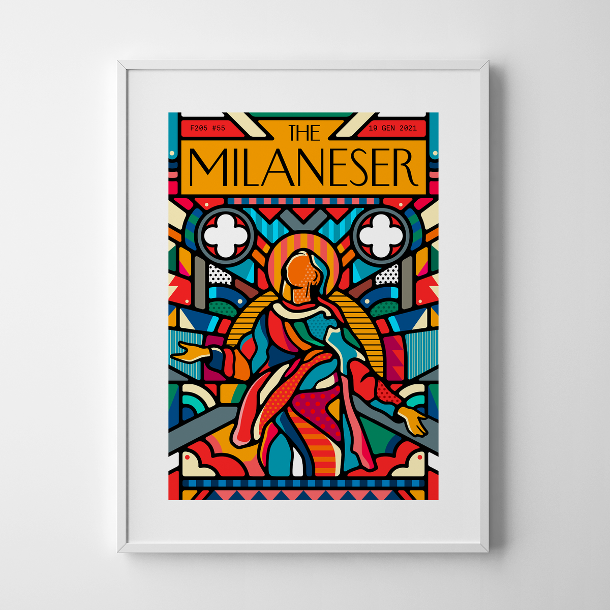 Image of The Milaneser #55