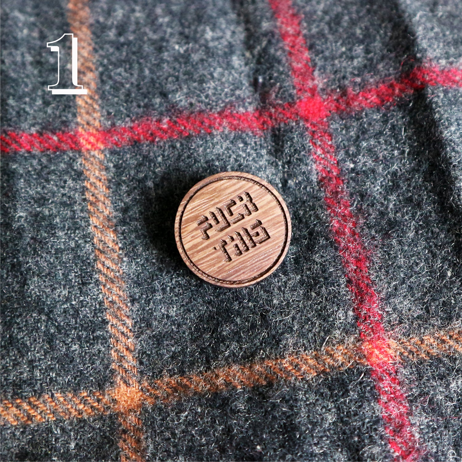 Image of 'F*!% THIS' - 2021 Sweary Pin