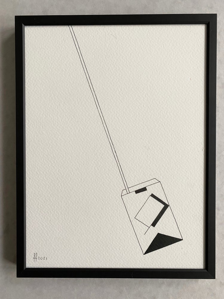 Image of Extraordinary Long Cigarette From A Constructivist Pack