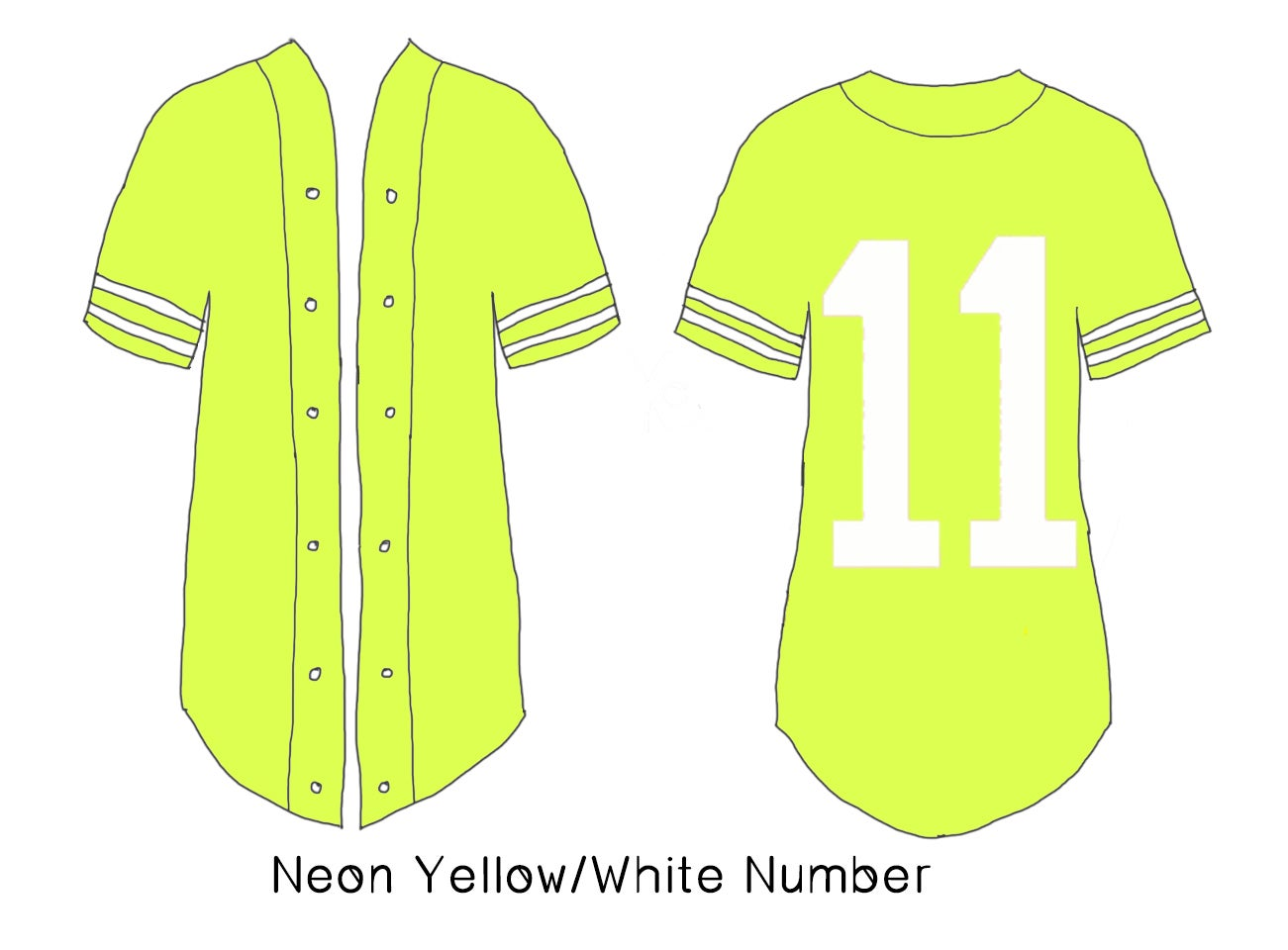 Image of Oversized Mesh Baseball Jersey