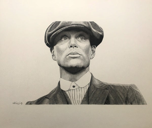 Image of Thomas Shelby-Peaky Blinders