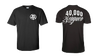 40,000 Leagues Logo T-Shirt (Black)